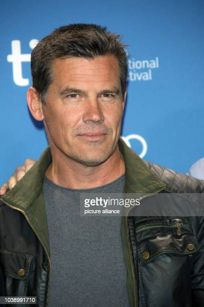 Actor Josh Brolin attends the photo call before the press conference of 'Labor Day' during the 38th annual Toronto International Film Festival aka...