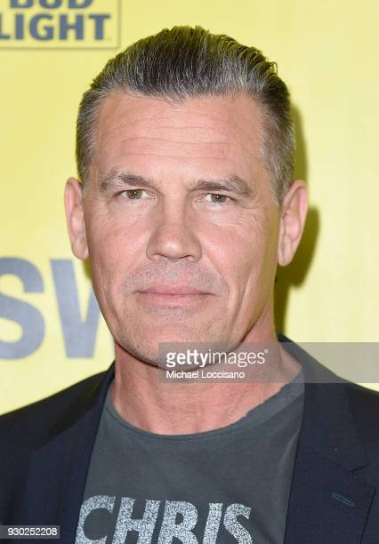 Actor Josh Brolin attends the 'The Legacy of a Whitetail Deer Hunter ' premiere during the 2018 SXSW Conference and Festivals at the ZACH Theatre on...