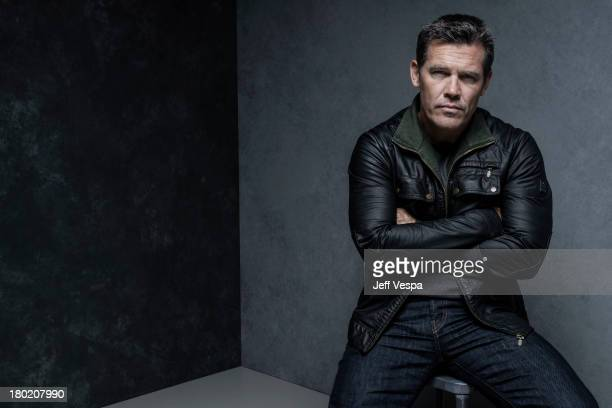 Actor Josh Brolin is photographed at the Toronto Film Festival on September 7 2013 in Toronto Ontario