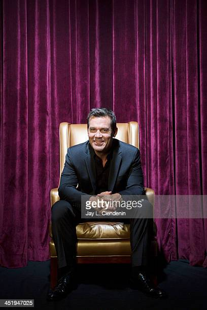 Actor Josh Brolin is photographed for Los Angeles Times on September 8 2013 in Toronto Ontario PUBLISHED IMAGE CREDIT MUST READ Jay L Clendenin/Los...