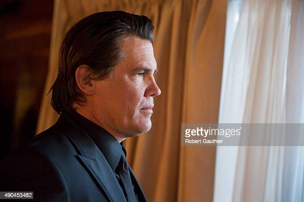 Actor Josh Brolin is photographed for Los Angeles Times on September 9 2015 in Los Angeles California PUBLISHED IMAGE CREDIT MUST READ Robert...