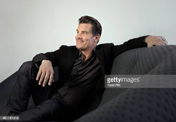 Actor Josh Brolin is photographed for USA Today on December 19 2014 in New York City PUBLISHED IMAGE