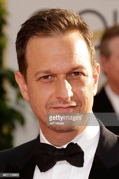 Actor Josh Charles attends the 71st Annual Golden Globe Awards held at The Beverly Hilton Hotel on January 12 2014 in Beverly Hills California