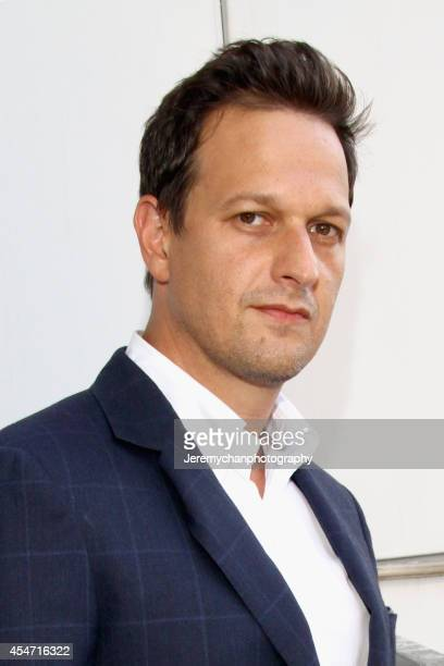 Actor Josh Charles attends the 'Bird People' premiere during the 2014 Toronto International Film Festival at Scotiabank Theatre on September 5 2014...