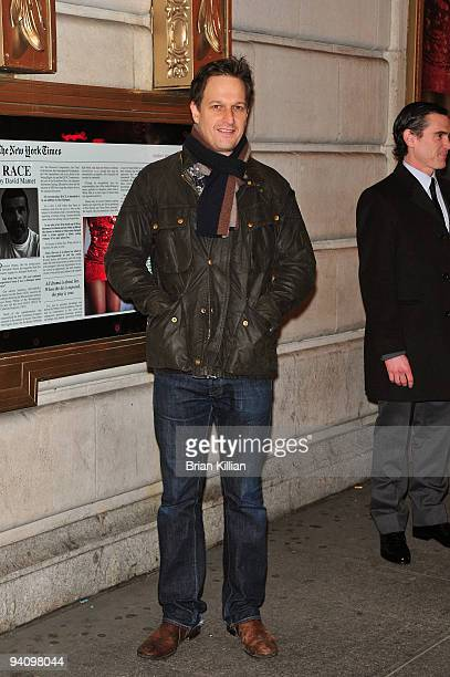 Actor Josh Charles attends the Broadway opening night of 'Race' at The Ethel Barrymore Theatre on December 6 2009 in New York City