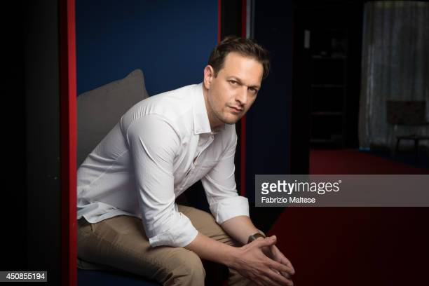 Actor Josh Charles is photographed for the Hollywood Reporter on May 20 2014 in Cannes France