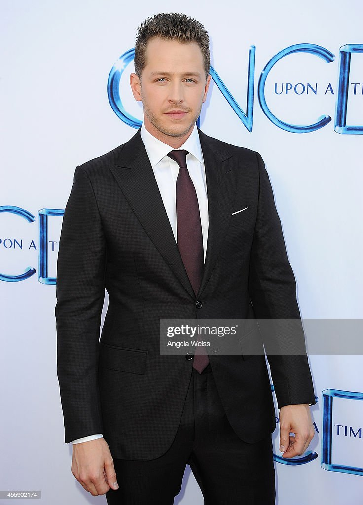Actor Josh Dallas attends ABC's 'Once Upon A Time' Season 4 red carpet premiere at the El Capitan Theatre on September 21, 2014 in Hollywood, California.