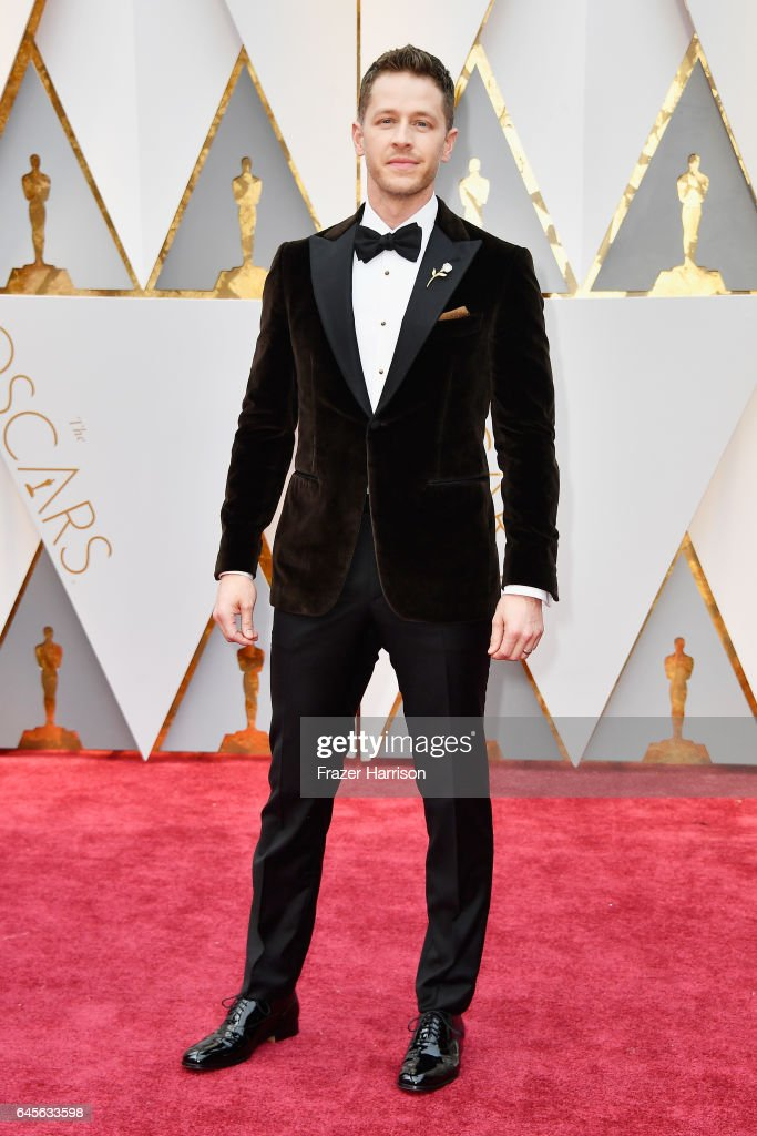 Actor Josh Dallas attends the 89th Annual Academy Awards at Hollywood & Highland Center on February 26, 2017 in Hollywood, California.