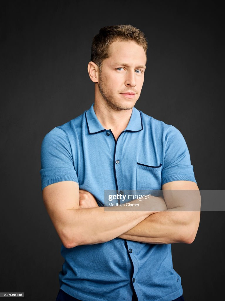 Actor Josh Dallas from 'Once Upon a Time' is photographed for Entertainment Weekly Magazine on July 23, 2016 at Comic Con in the Hard Rock Hotel in San Diego, California.