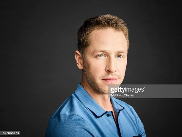 Actor Josh Dallas from 'Once Upon a Time' is photographed for Entertainment Weekly Magazine on July 23 2016 at Comic Con in the Hard Rock Hotel in...