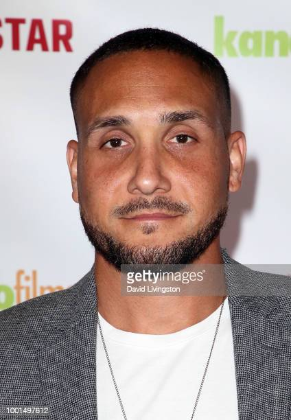 Actor Josh Davis attends the pemiere of Gravitas Ventures' 'Broken Star' at TCL Chinese 6 Theatres on July 18 2018 in Hollywood California