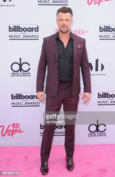 Actor Josh Duhamel arrives at the 2017 Billboard Music Awards at TMobile Arena on May 21 2017 in Las Vegas Nevada