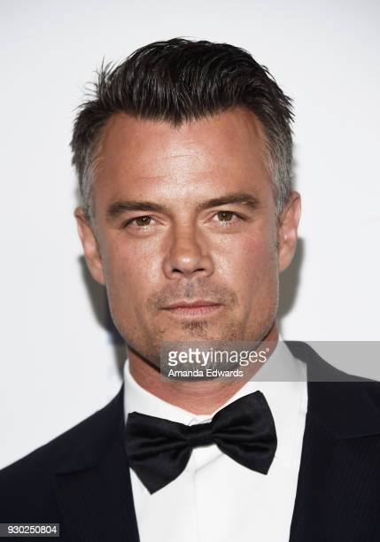 Actor Josh Duhamel arrives at the Human Rights Campaign's 2018 Los Angeles Gala Dinner at the JW Marriott Los Angeles at LA LIVE on March 10 2018 in...