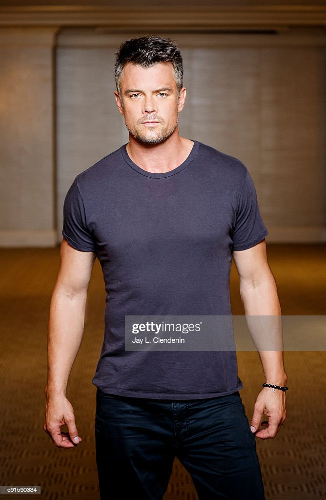 Josh Duhamel, Los Angeles Times, August 17, 2016