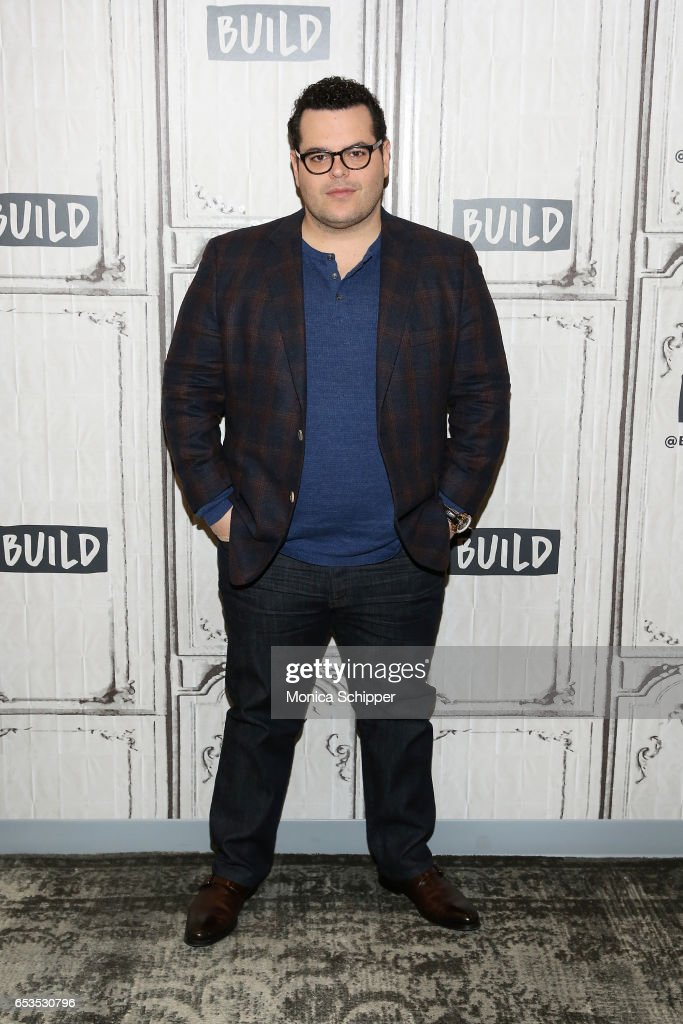 """Build Series Presents Josh Gad Discussing """"Beauty And The Beast"""""""