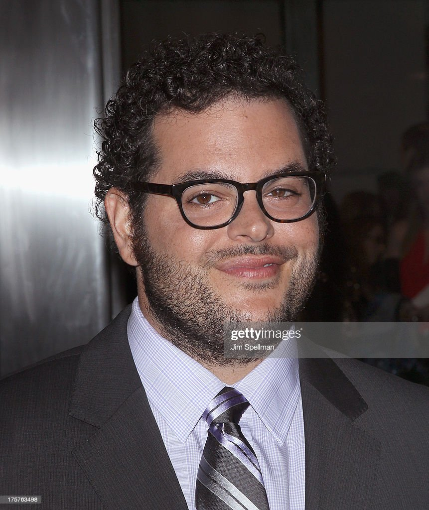 Actor Josh Gad attends 'Jobs' New York Premiere at MOMA on August 7, 2013 in New York City.