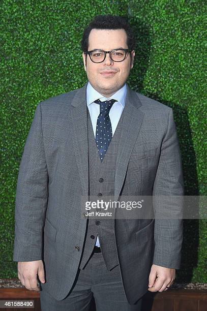 Actor Josh Gad attends the 20th annual Critics' Choice Movie Awards at the Hollywood Palladium on January 15 2015 in Los Angeles California