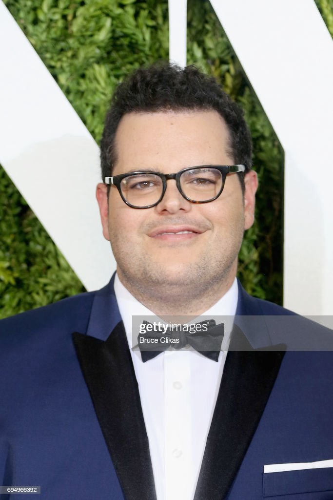 Actor Josh Gad attends the 71st Annual Tony Awards at Radio City Music Hall on June 11, 2017 in New York City.