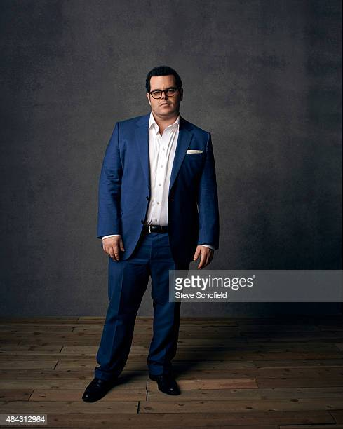 Actor Josh Gad is photographed for Emmy magazine on December 1 2014 in Los Angeles California