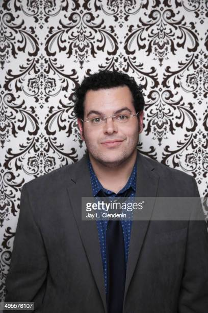 Actor Josh Gad is photographed for Los Angeles Times on January 18, 2014 in Park City, Utah. PUBLISHED IMAGE. CREDIT MUST READ: Jay L. Clendenin/Los...