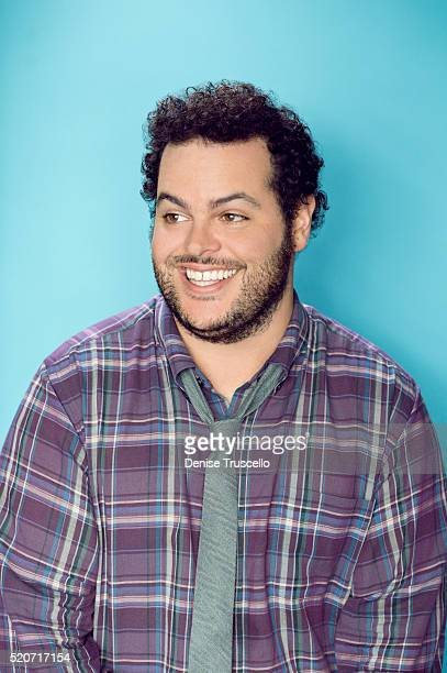 Actor Josh Gad poses for a portrait at the 2013 D23 Expo on August 6, 2013 in Las Vegas, Nevada.