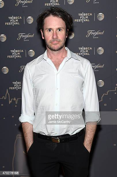 Actor Josh Hamilton attends the 2015 Tribeca Film Festival After Party for Tumbledown sponsored by Freixenet Spanish Cava at 121 Fulton Street on...