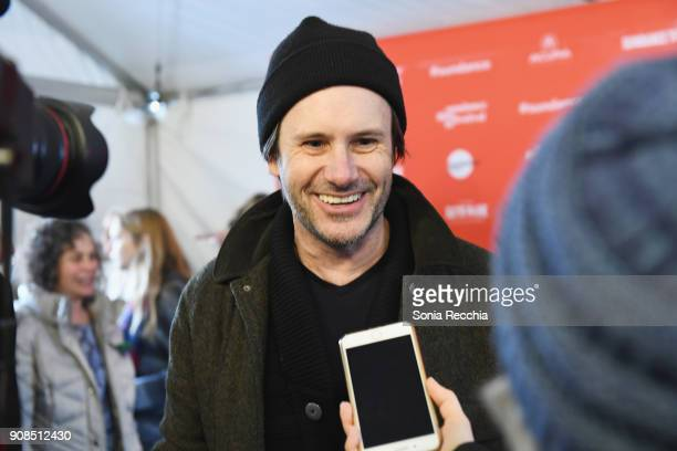 Actor Josh Hamilton attends the BLAZE Premiere during the 2018 Sundance Film Festival at Park City Library on January 21 2018 in Park City Utah