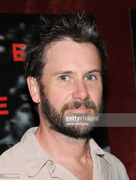 Actor Josh Hamilton attends the Closed Circuit screening at Tribeca Grand Hotel Screening Room on August 19 2013 in New York City