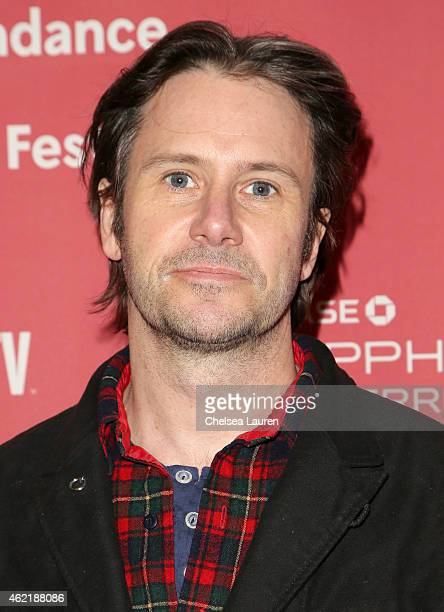Actor Josh Hamilton attends the Experimenter Premiere during the 2015 Sundance Film Festival at the Eccles Center Theatre on January 25 2015 in Park...