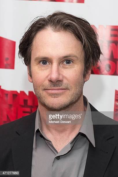 Actor Josh Hamilton attends the Hurlyburly Benefit Reading at Alice Griffin Jewel Box Theatre on April 26 2015 in New York City