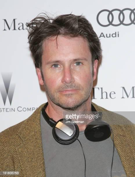Actor Josh Hamilton attends The Master New York Premiere at Ziegfeld Theatre on September 11 2012 in New York City