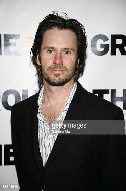 Actor Josh Hamilton attends the New Group's 2008 Gala at Pier 60 Chelsea Piers on November 10 2008 in New York City
