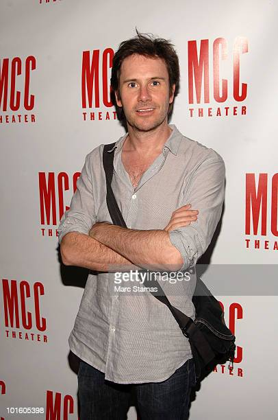 Actor Josh Hamilton attends the opening night party for Filthy Talk For Troubled Times Scenes of Intolerance at Ramscale on June 3 2010 in New York...