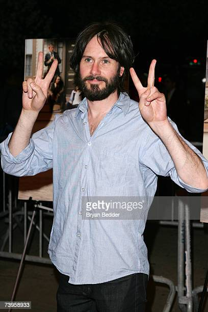 Actor Josh Hamilton attends the premiere of Diggers at Clearview Chelsea West Cinemas on April 23 2007 in New York City