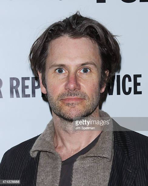 Actor Josh Hamilton attends The Public Theater's opening night celebration of The Sound And The Fury and MacBeth at The Public Theater on May 21 2015...