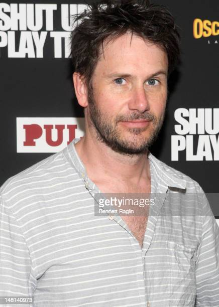 Actor Josh Hamilton attends the Shut Up Play The Hits screening at the Village East Cinema on July 10 2012 in New York City