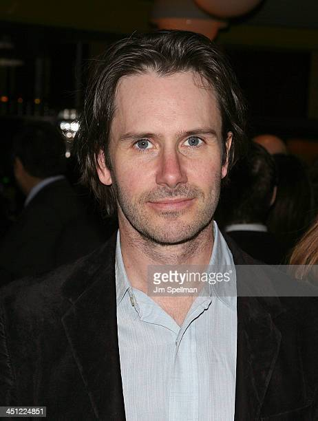 Actor Josh Hamilton attends the Things We Want OffBroadway Opening Night After Party at Metro Marche on November 7 2007 in New York City