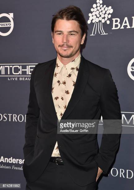 Actor Josh Hartnett attends the 2017 Baby2Baby Gala at 3LABS on November 11 2017 in Culver City California