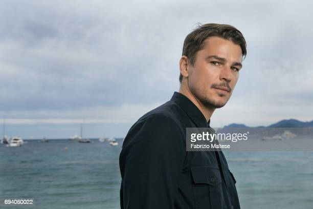 Actor Josh Hartnett is photographed for the Hollywood Reporter on May 22, 2017 in Cannes, France.
