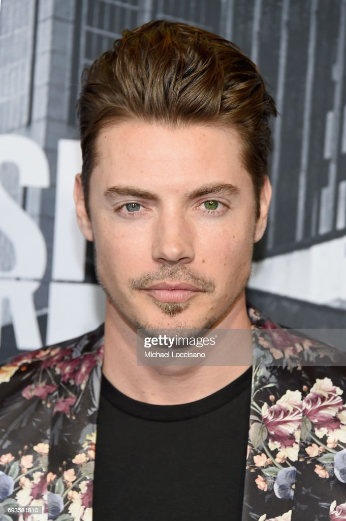 Actor Josh Henderson attends the 2017 CMT Music Awards at the Music City Center on June 7, 2017 in Nashville, Tennessee.