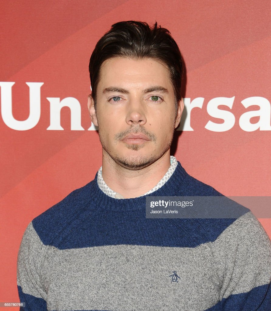 Actor Josh Henderson attends the 2017 NBCUniversal summer press day The Beverly Hilton Hotel on March 20, 2017 in Beverly Hills, California.