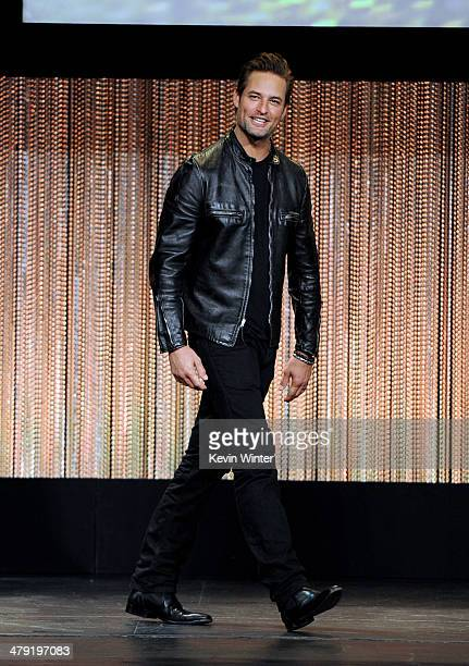 """Actor Josh Holloway appears onstage at The Paley Center Media's PaleyFest 2014 Honoring """"Lost"""" 10th Anniversary Reunion at the Dolby Theatre on March..."""