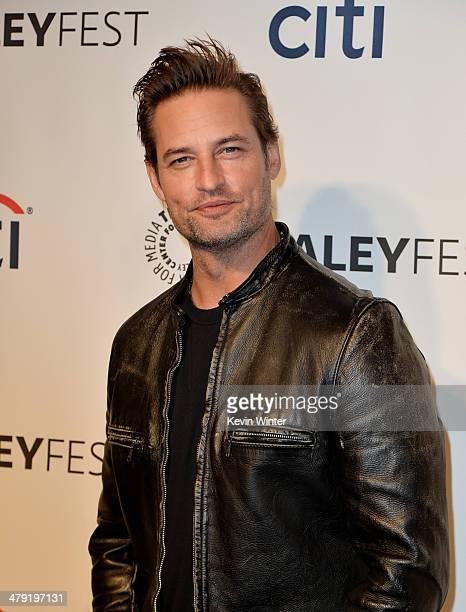 """Actor Josh Holloway arrives at The Paley Center Media's PaleyFest 2014 Honoring """"Lost"""" 10th Anniversary Reunion at the Dolby Theatre on March 16,..."""