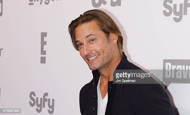 Actor Josh Holloway attends the 2015 NBCUniversal Cable Entertainment Upfront at The Jacob K Javits Convention Center on May 14 2015 in New York City