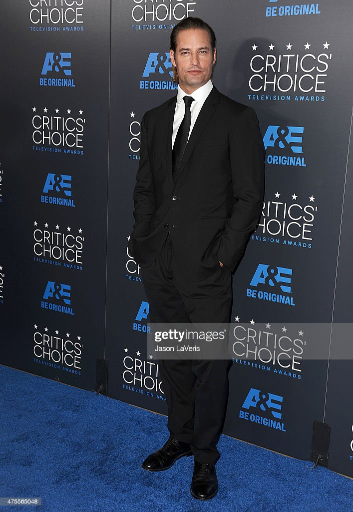 Actor Josh Holloway attends the 5th annual Critics' Choice Television Awards at The Beverly Hilton Hotel on May 31, 2015 in Beverly Hills, California.