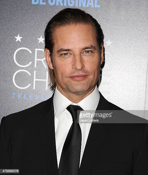 Actor Josh Holloway attends the 5th annual Critics' Choice Television Awards at The Beverly Hilton Hotel on May 31 2015 in Beverly Hills California