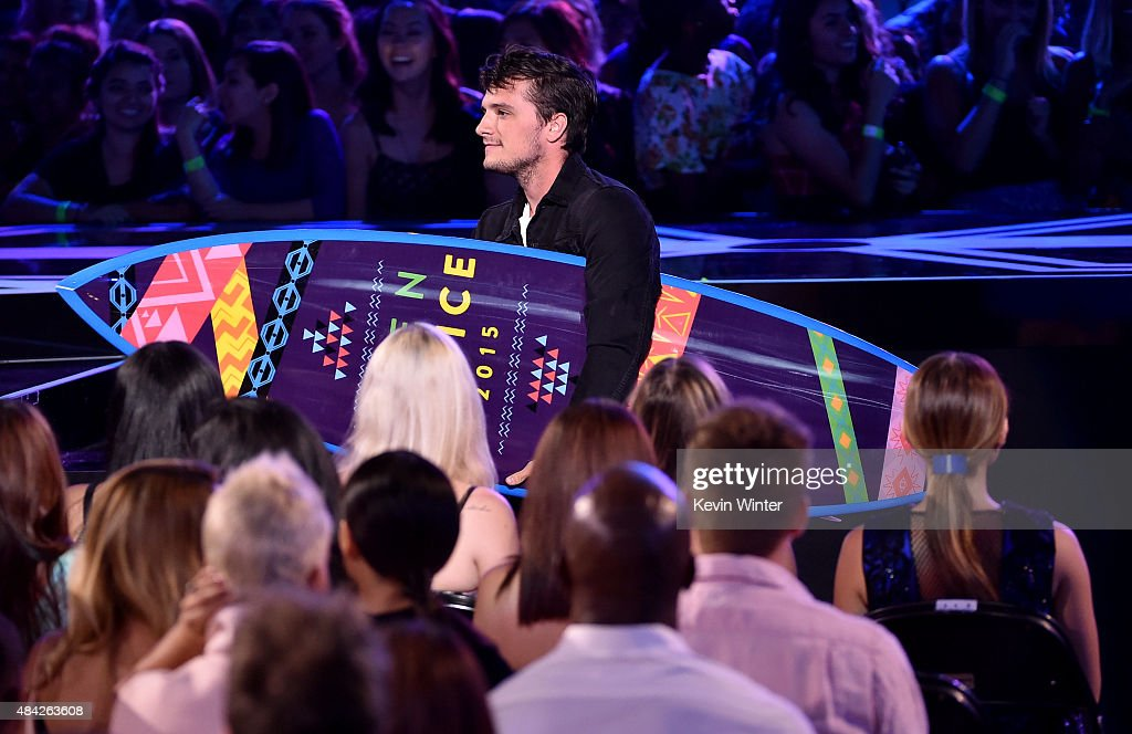 Teen Choice Awards 2015 - Show : News Photo
