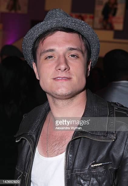 Actor Josh Hutcherson attends the NYLON Magazine 13th Anniversary Celebration Presented by Beadhead by Tigi at Smashbox West Hollywood on April 10...