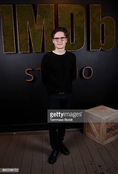 Actor Josh Kaye attend The IMDb Studio featuring the Filmmaker Discovery Lounge presented by Amazon Video Direct Day One during The 2017 Sundance...
