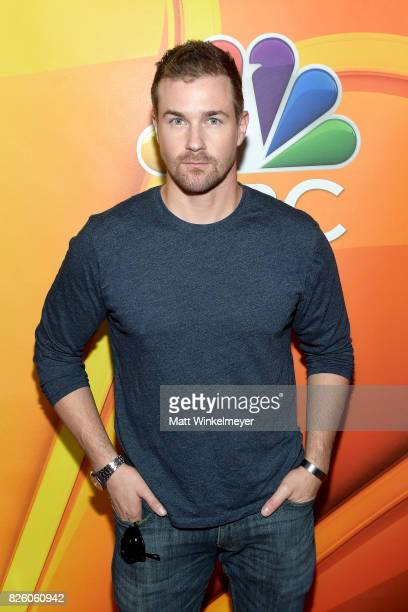 Actor Josh Kelly at the NBCUniversal Summer TCA Press Tour at The Beverly Hilton Hotel on August 3 2017 in Beverly Hills California